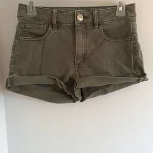 American Eagle Outfitters Shorts - American Eagle high rise shorts